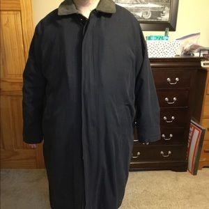 Long Mid-Weight Coat